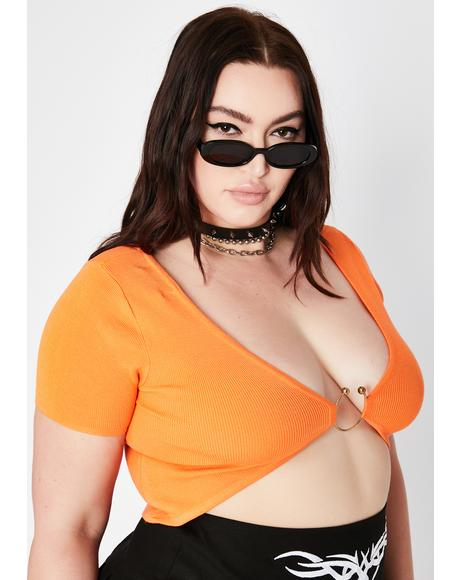 Citrus BB Forget About Forgiveness Crop Top