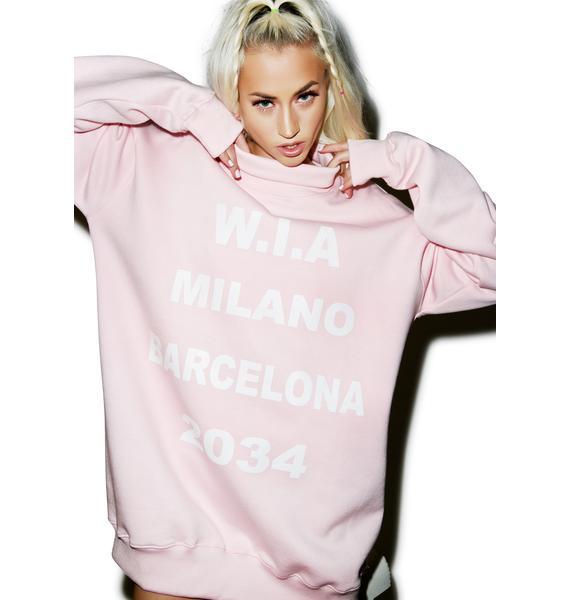 W.I.A Limited Edition Vol. 2 Sweatshirt