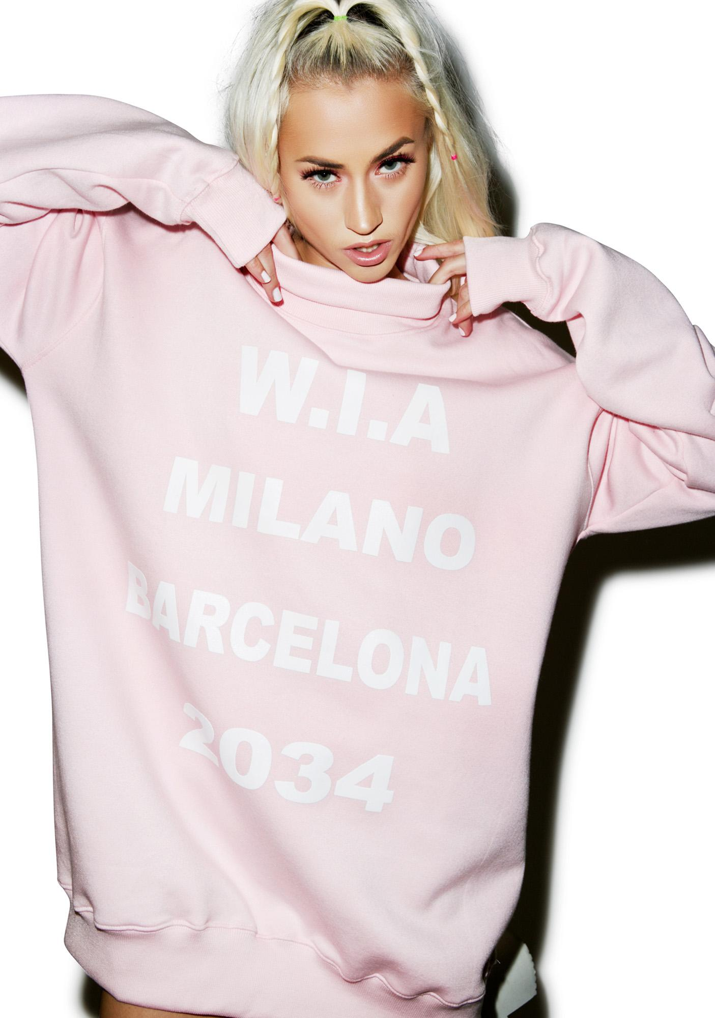 W.I.A Limited Edition Vol. 2 Sweatshirt