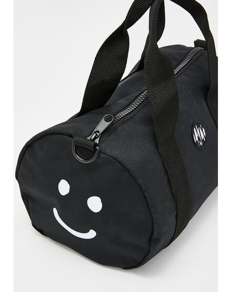 Happy Sad Mini Duffel Bag