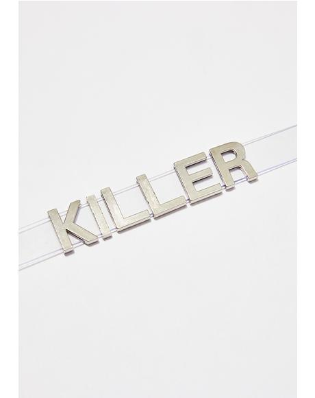 Killer PVC Choker