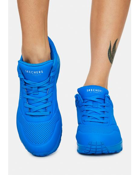Blue Uno Night Shade Sneakers