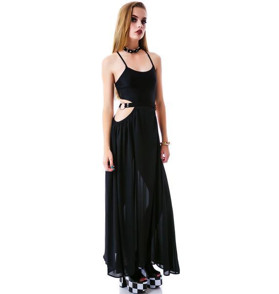Bitching and Junkfood Mariani Maxi Dress