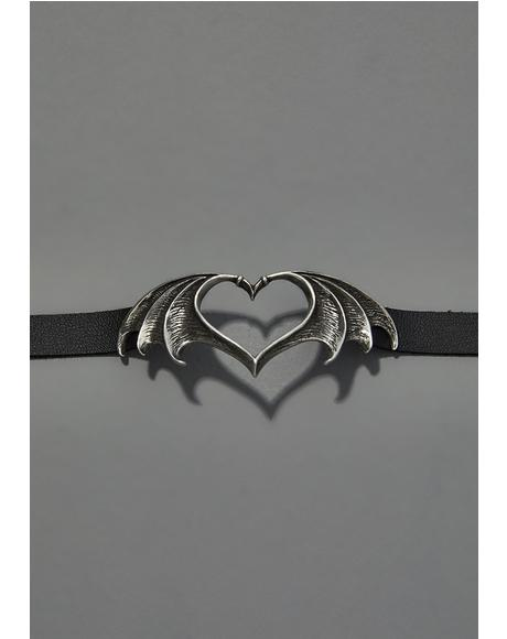 Nocturnal Love Choker