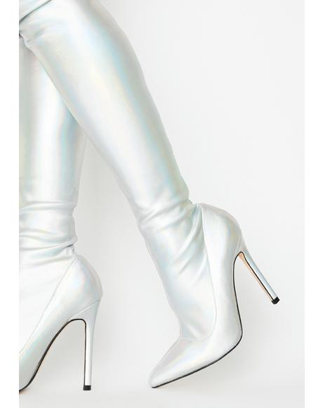 Bravvo Thigh High Boots