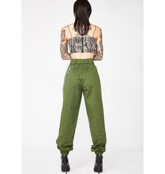 I AM GIA Forest Cobain Pants