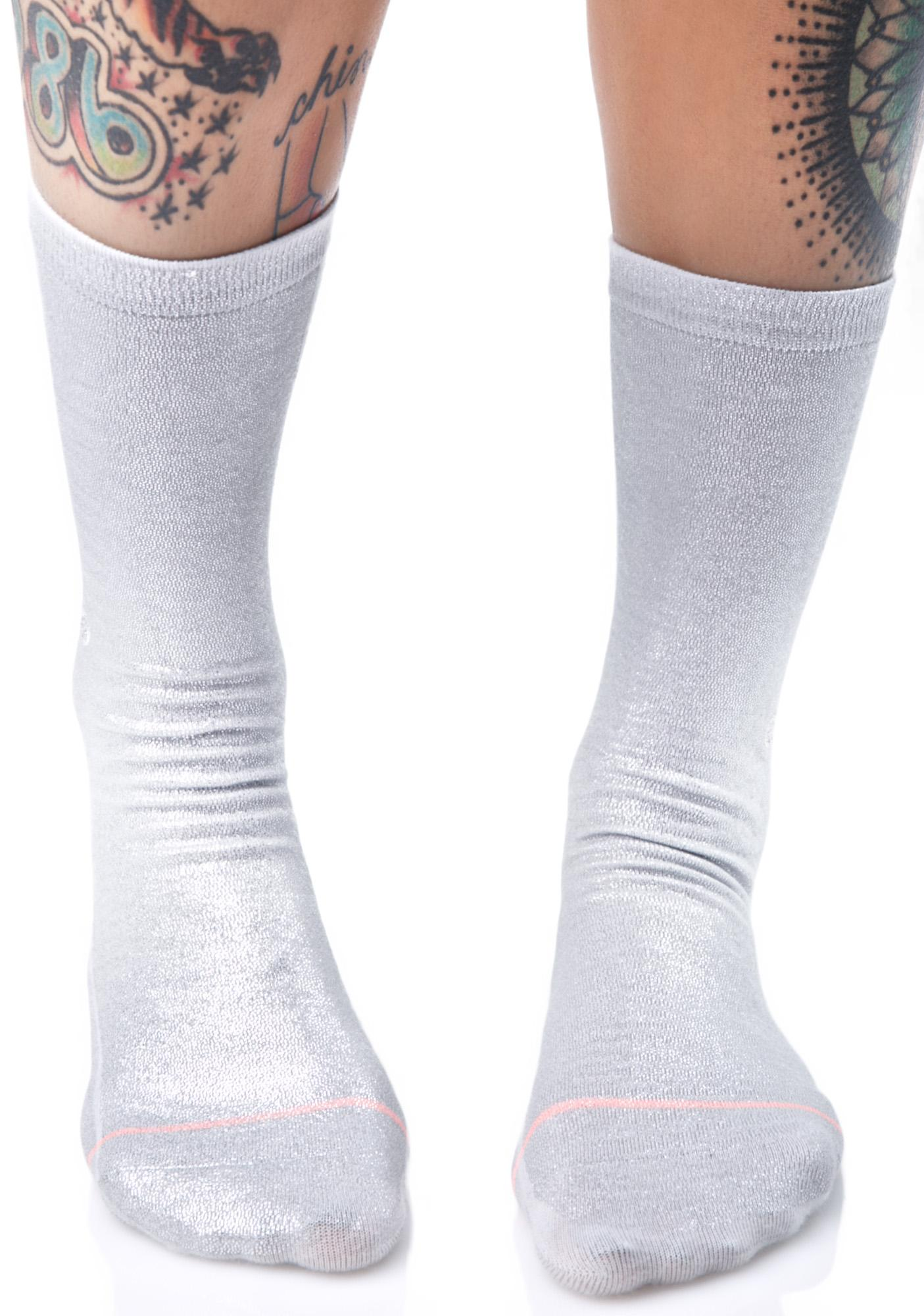 Stance Silver Bullet Everyday Socks