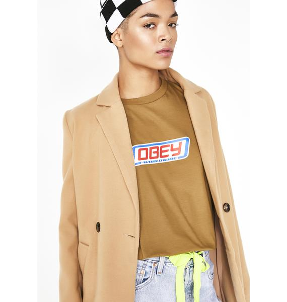 Obey Foreign Candy Tee
