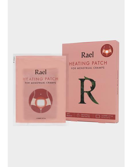 Menstrual Cramps Heating Patch
