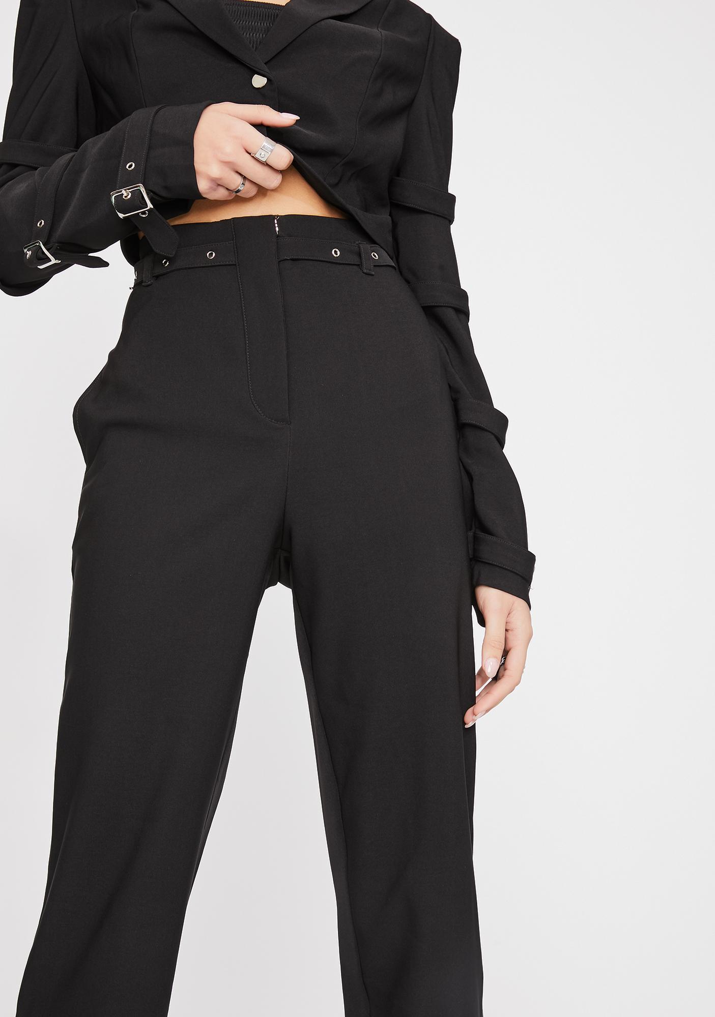 STEELE District Buckle Pants