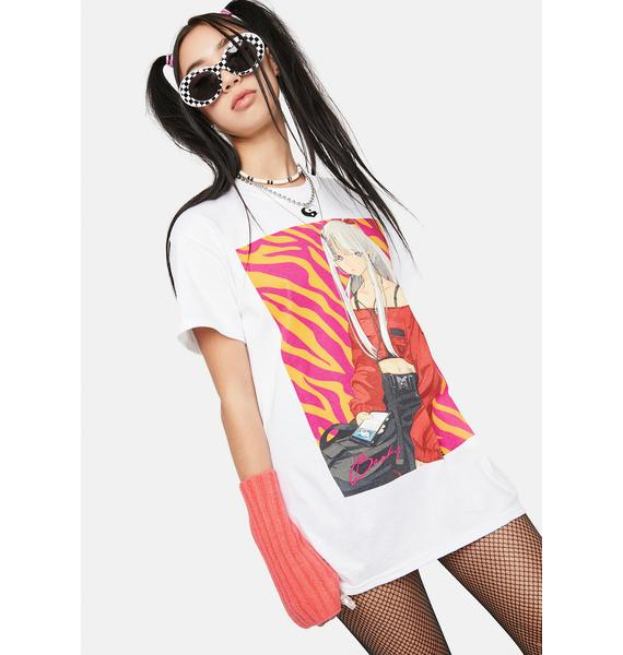 Becky Loves You Becky Call Me Graphic Tee