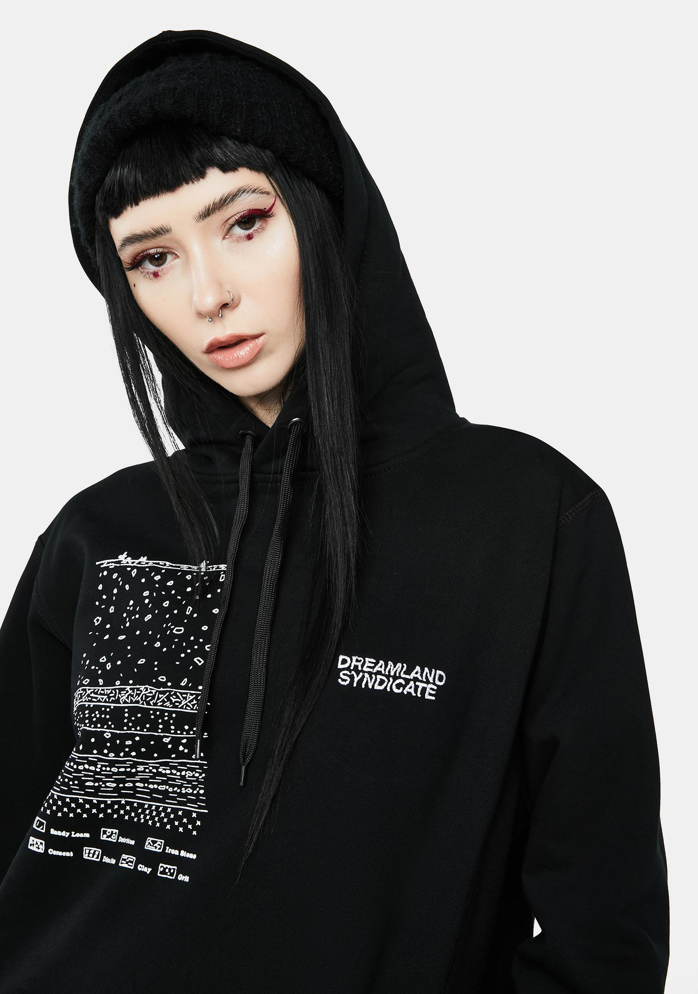 Dreamland Syndicate Soil Graphic Hoodie