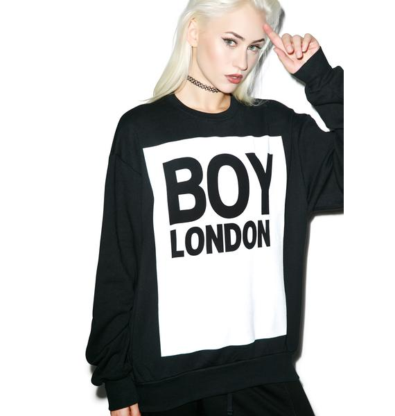 BOY London Eagle Boy Standard Sweatshirt