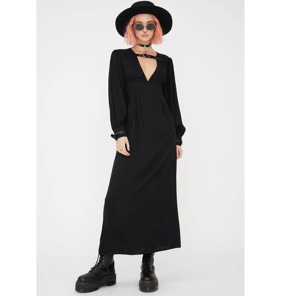 Disturbia Desdemona Maxi Dress