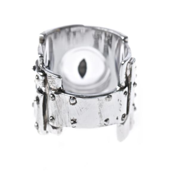 Han Cholo Heavy Metal Ring