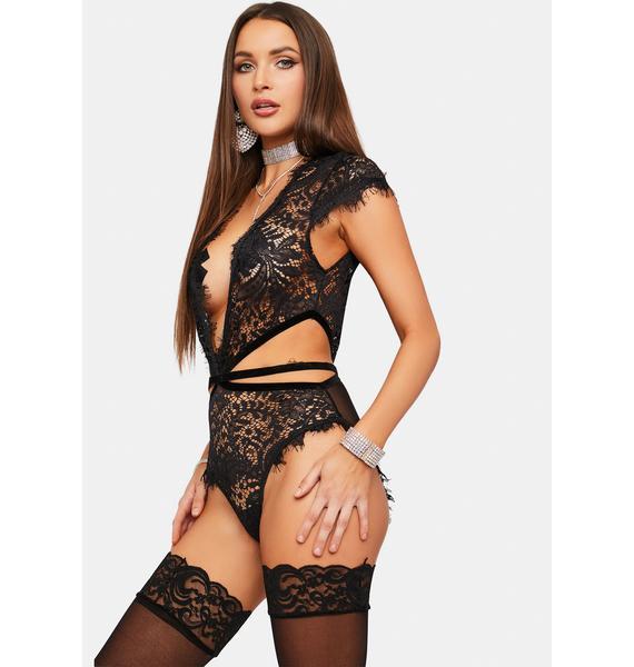 Snob Affair Lace Bodysuit