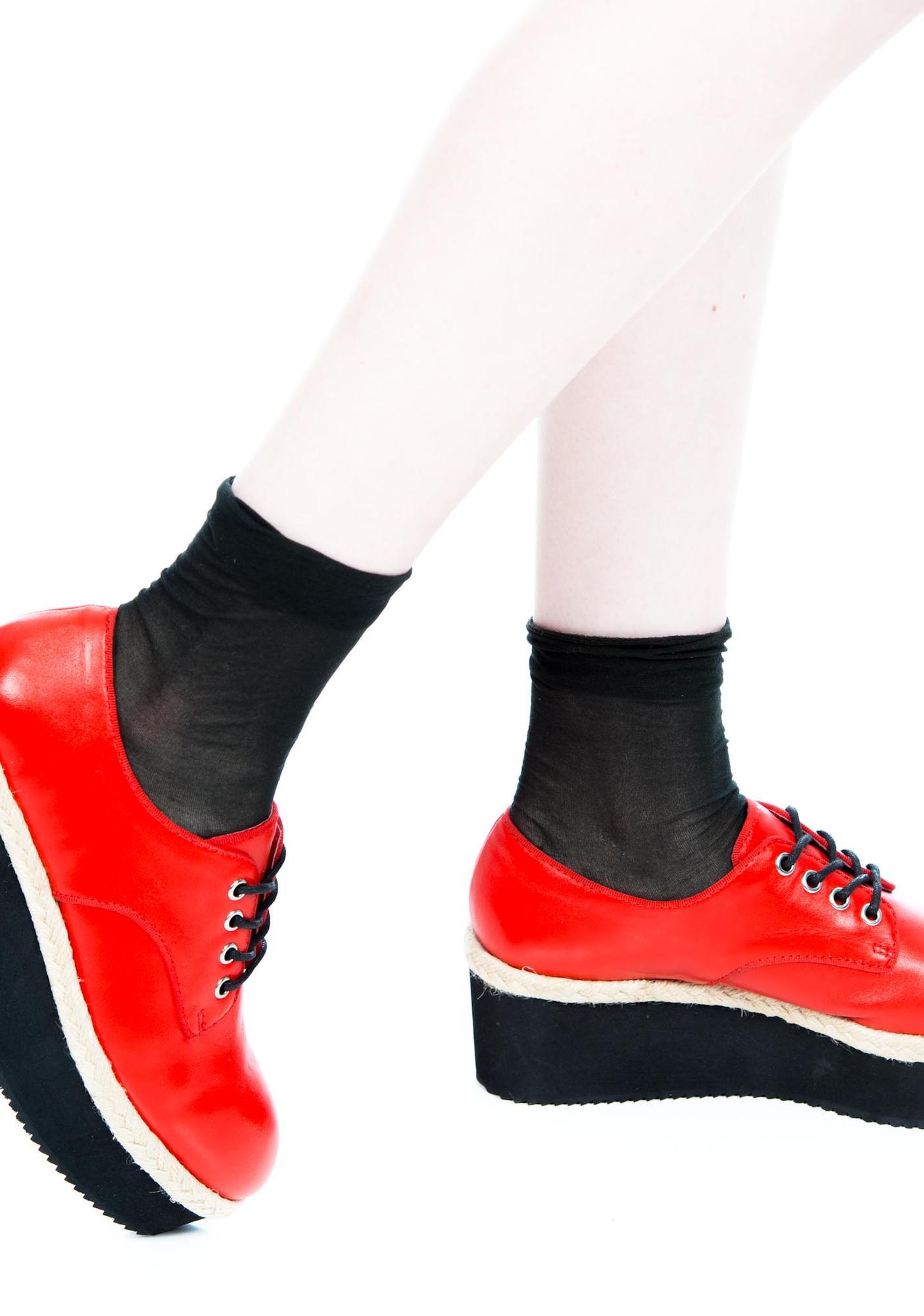 hlzblz x of the brawl oxford platform shoes dolls kill