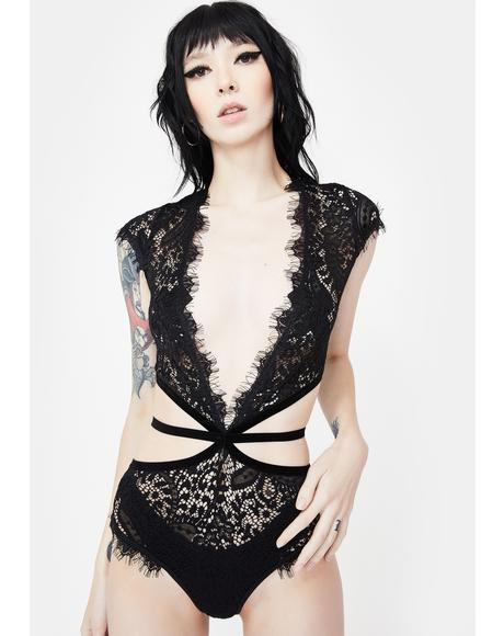 Snob Affair Lace Bodysuit