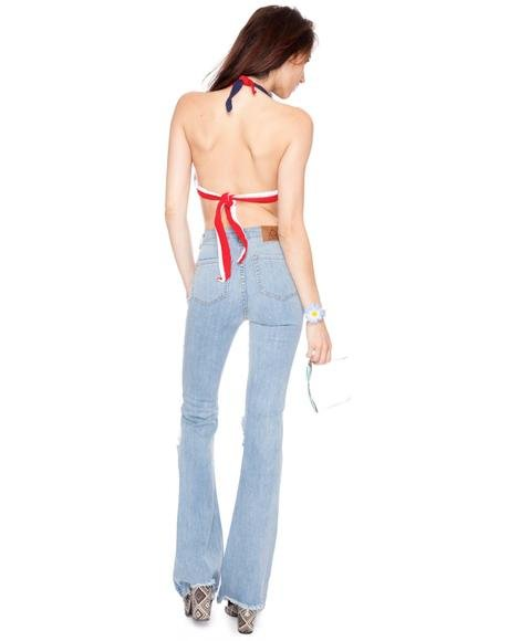 Charlie Bells High Waisted Jeans