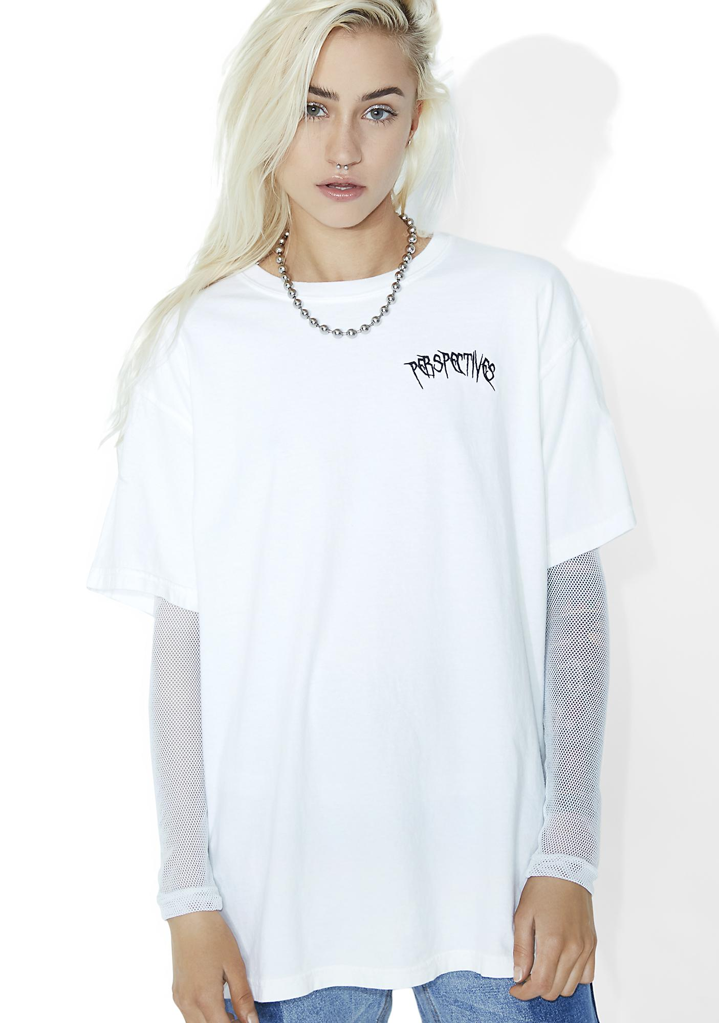 Perspectives Global Trashed Tee