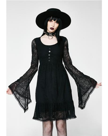 Casket Cutie Dress