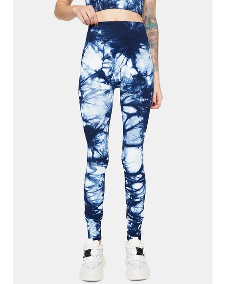 New Max Tie Dye Leggings