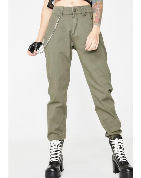 In Flight Mode Cargo Pants