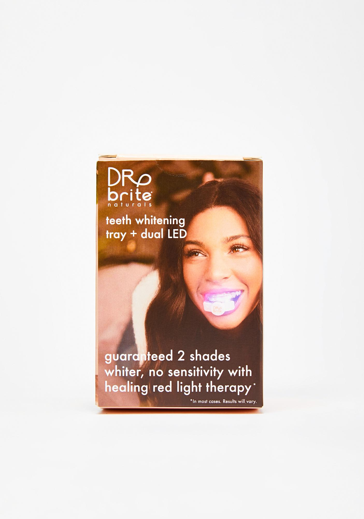 Dr. Brite Dual LED Teeth Whitening Starter Kit