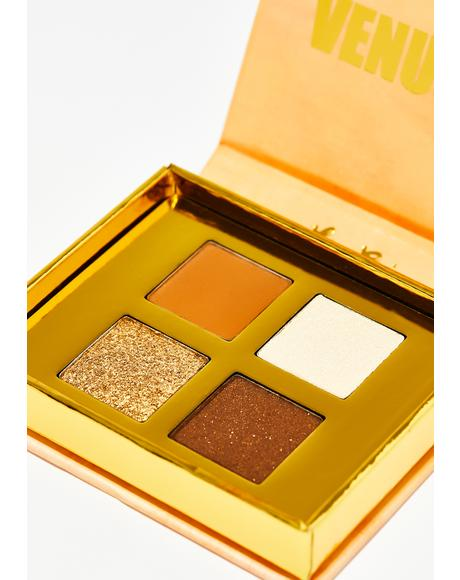 Solid Gold Mini Venus Palette