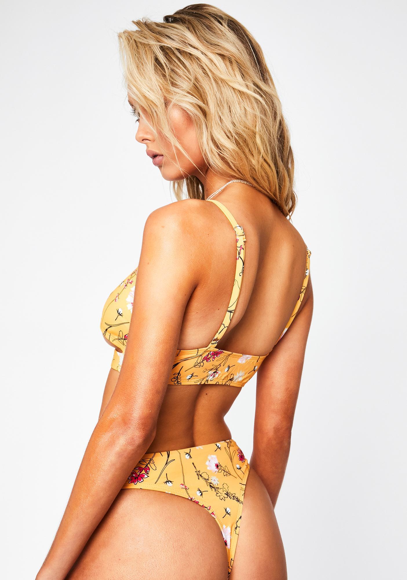RIS-K Radiant Bikini Bottoms