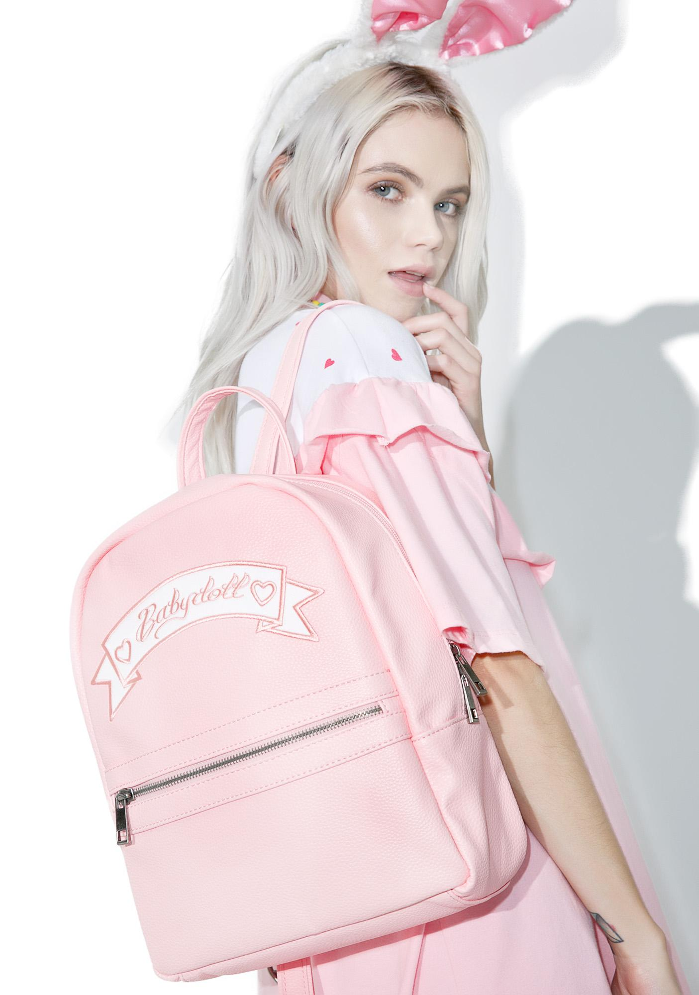 Sugar Thrillz Babydoll Mini Backpack