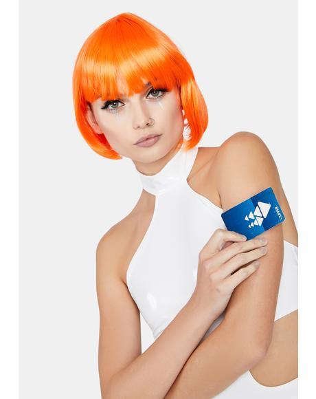 Futuristic Element Wig
