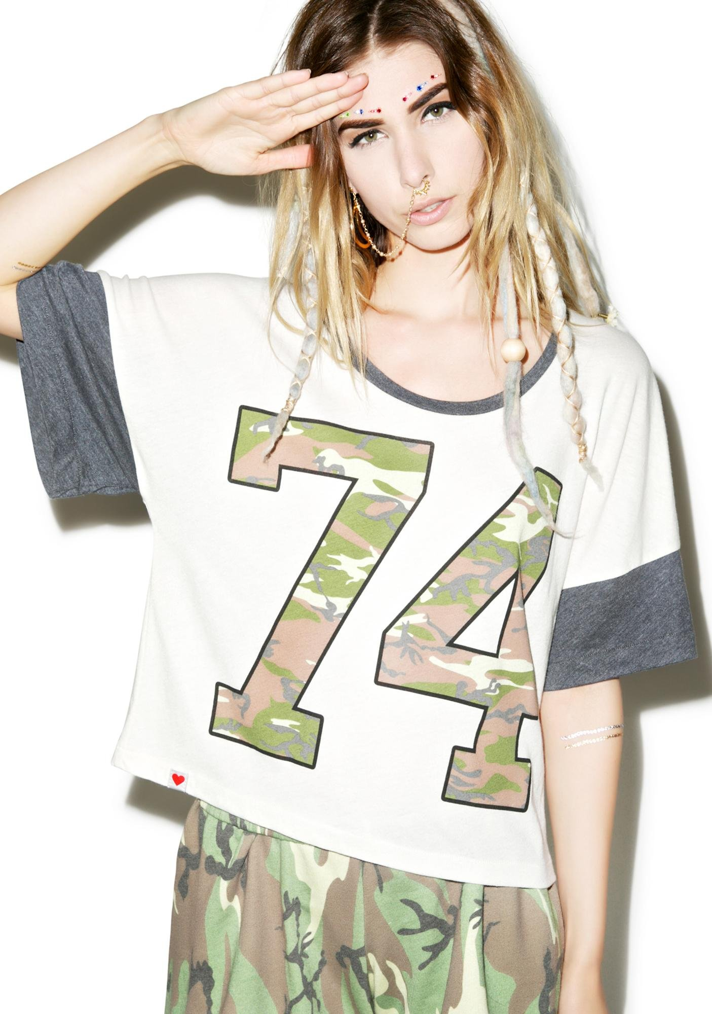 Wildfox Couture 74 Pop Tee