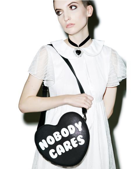 Nobody Cares Handbag