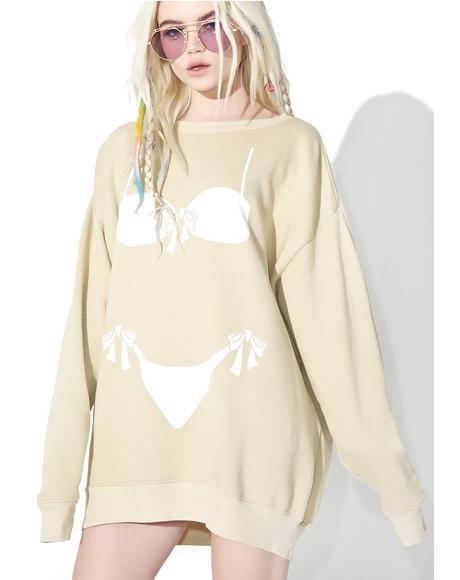 Bikini Bod Roadtrip Sweater