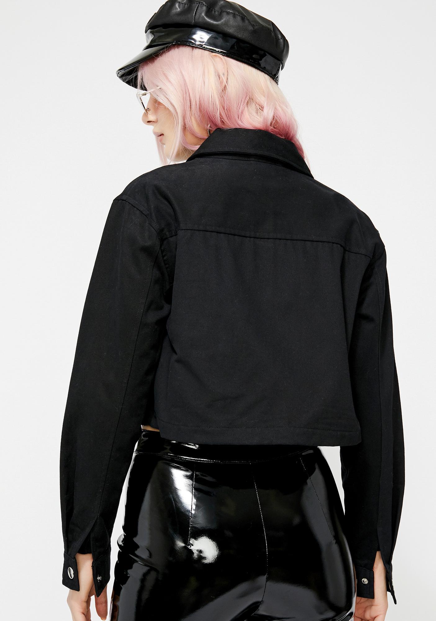 Turn It Up Denim Jacket