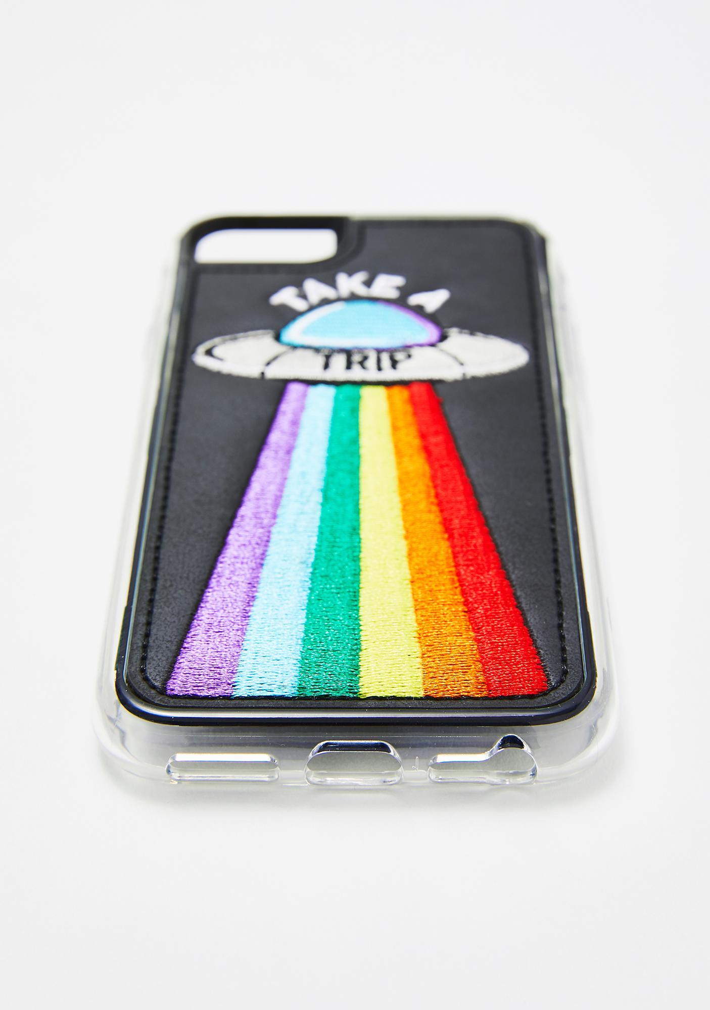 Zero Gravity Trip iPhone Case