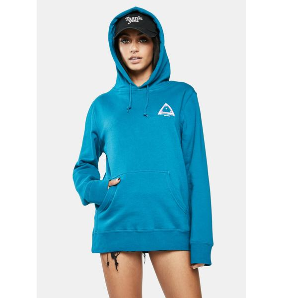 HUF Moons Graphic Pullover Hoodie