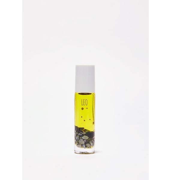 Little Shop of Oils Leo Oil Perfume Roller