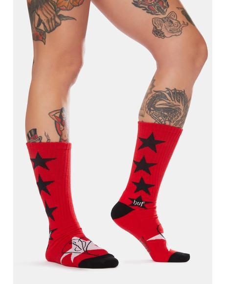 Starla Crew Socks
