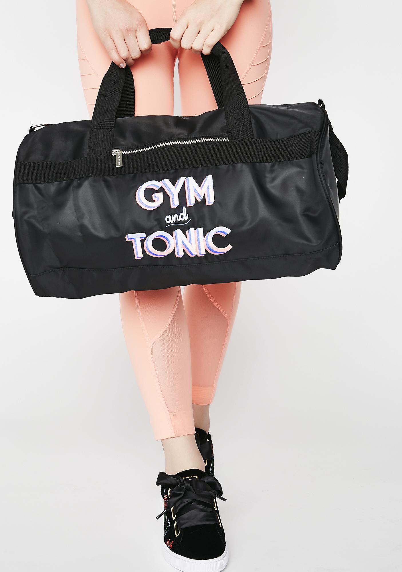 Skinnydip Gym & Tonic Gym Bag