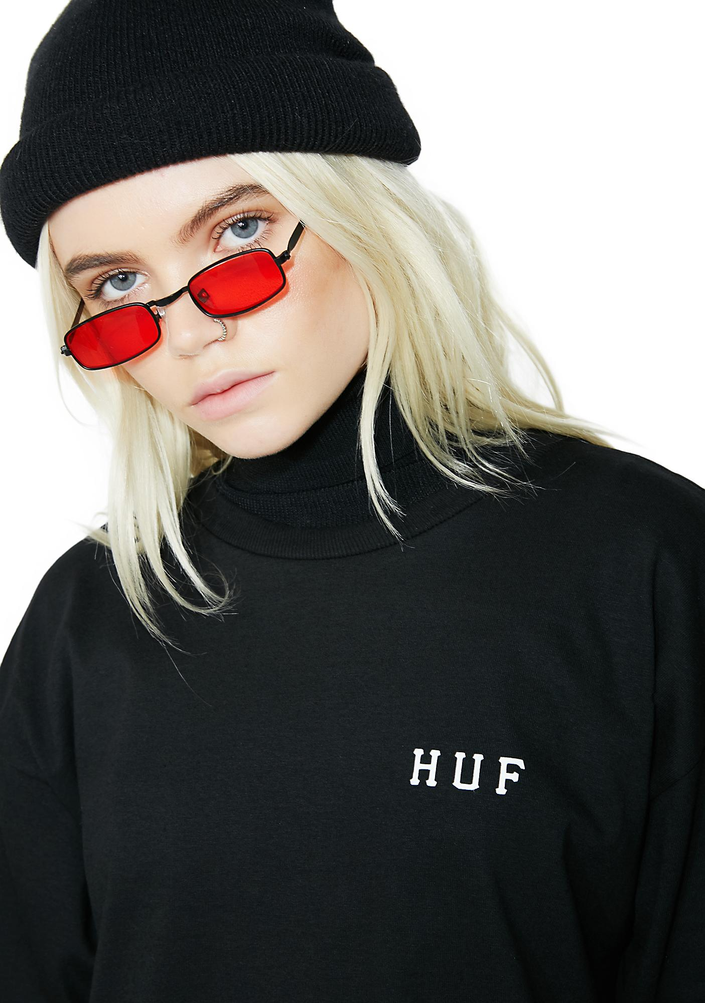HUF Roses Classic H Tee