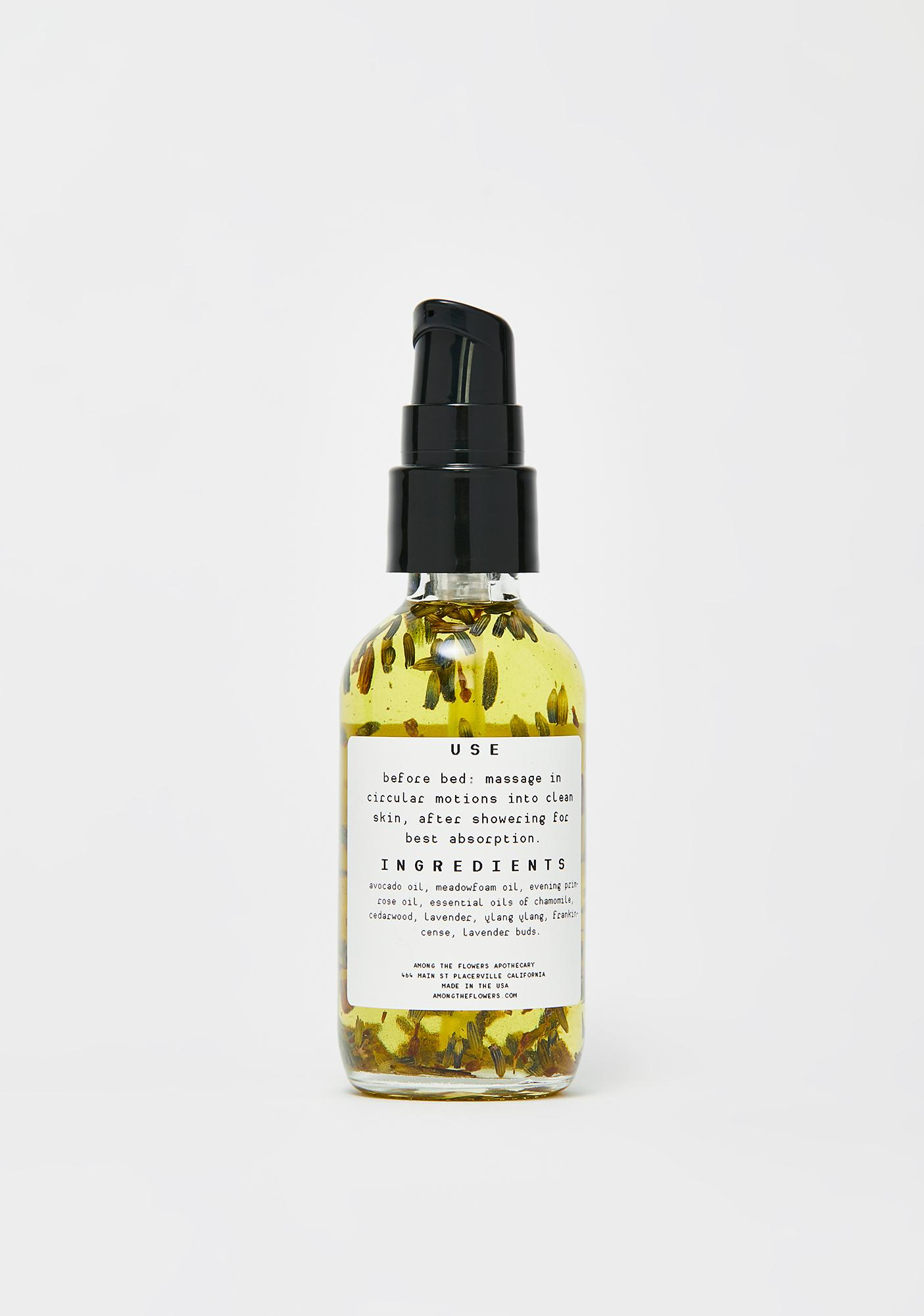 Among The Flowers Afterglow Body Oil