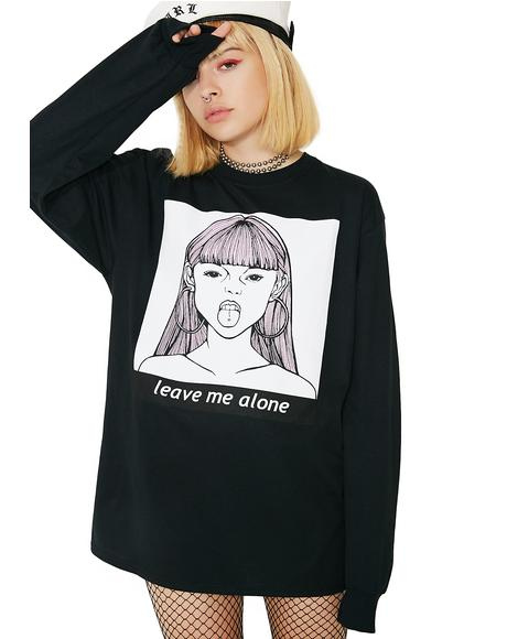 With Attitude Long Sleeve Shirt