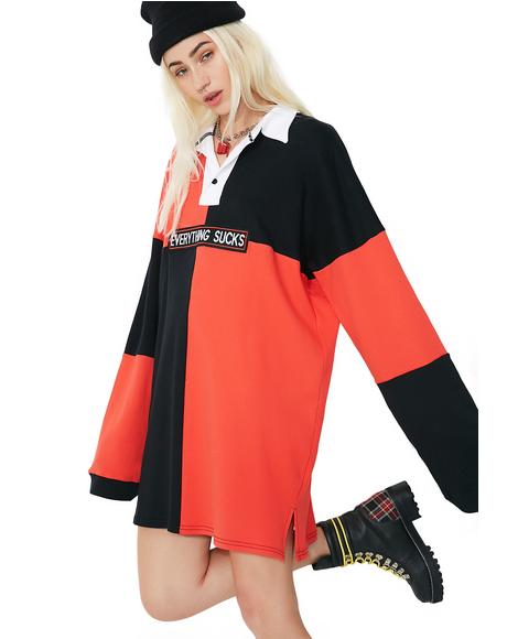 Gloom Rugby Dress