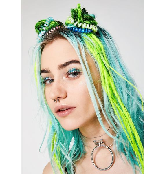 Untangled Cord Hair Ties