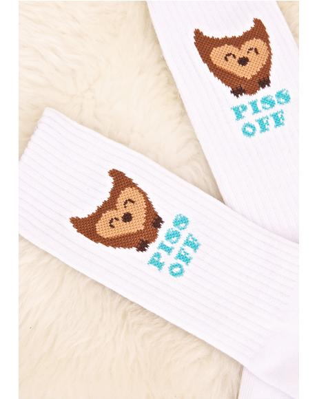 Owl Cute Sock