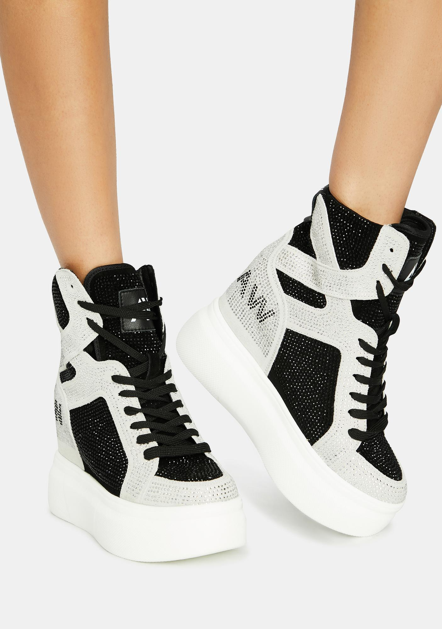 Anthony Wang Ice Lemon Sneakers