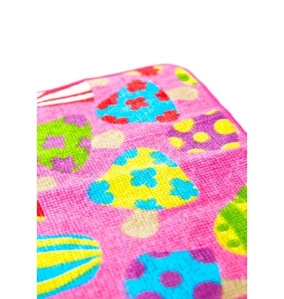 Power-Up Mini Wash Cloth