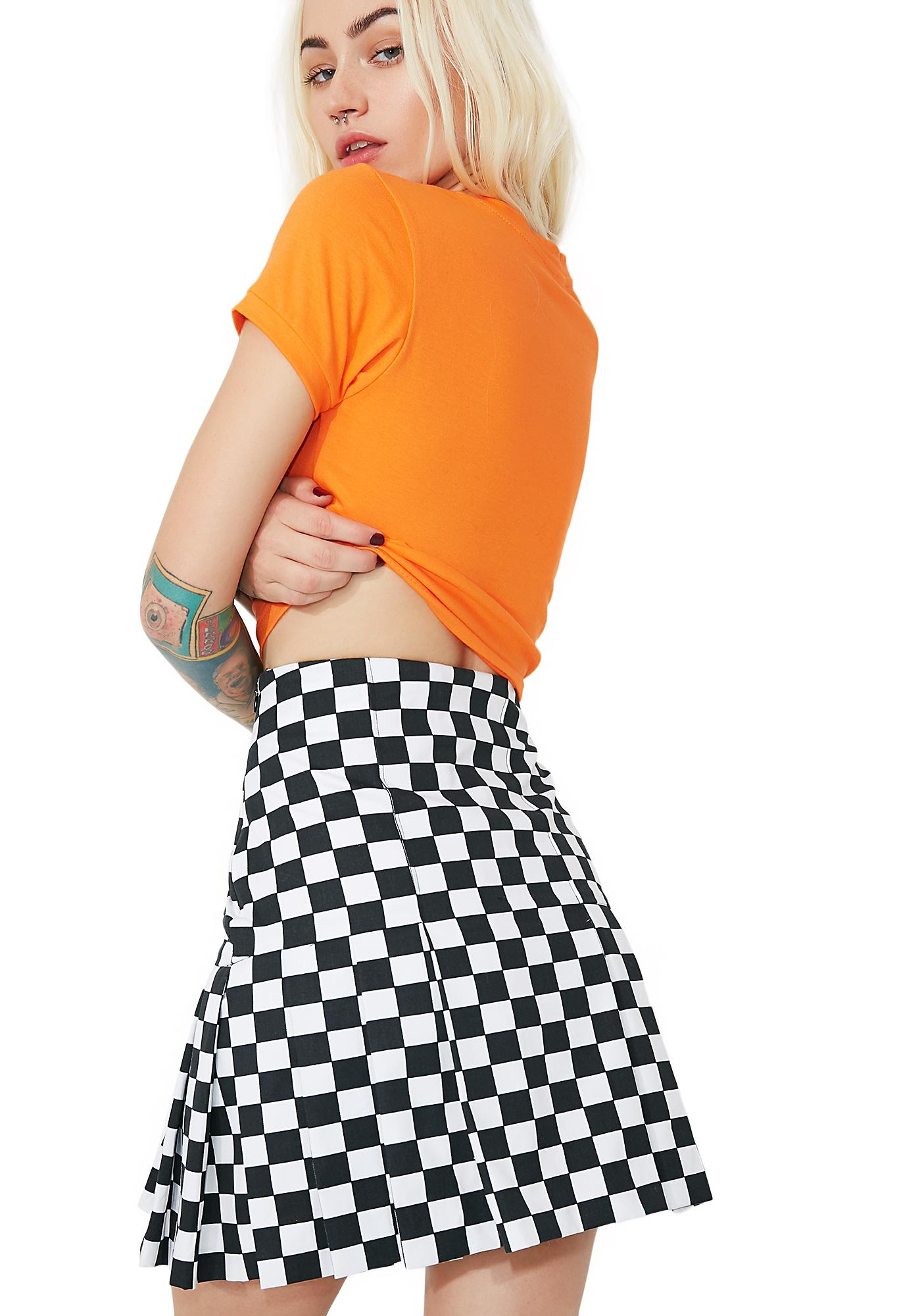 The Ragged Priest Pitch Skirt